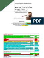 Lista Completa de Inmuebles de Remates Judiciales Valdor