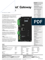 DSE890 891 Data Sheet (US Size)