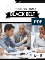 Certificacion Black Belt