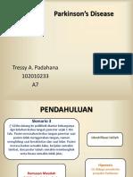 PPT Blok 22 - Parkinson's Disease (2012)