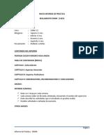Informe Para U de Practica en Gerdau Aza