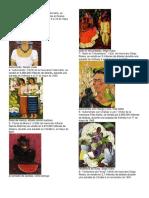 Pinturas y Escuturas de Guatemala