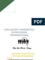 PPT Evaluación y Diagnóstico_Ps Organizacional