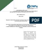 Relatório Arthur Andrade
