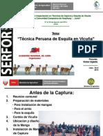 4 Tecnica Peruana de Esquila Mecanica - Blgo. Injante DGFFS