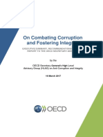 HLAG Corruption Integrity SG Report March 2017