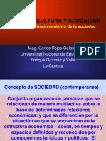 Sociedad, Cultura y Educación Modos de Producción y El Surgimiento Del