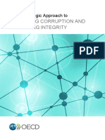 OECD Strategic Approach Combating Corruption Promoting Integrity