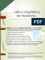 Política Lingüística de Moldavia