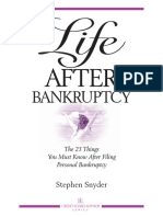 Life After Bankruptcy e Book