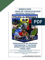 Manual de Capacitacion Para Los Guardias de Seguridad
