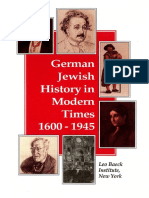 German Jewish History Modern Times