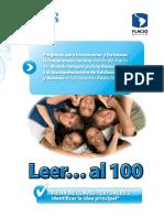 3.5 Identificar La Idea Principal(1)