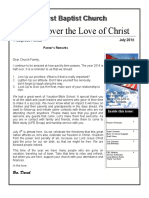 Discover the Love of Christjuly18.Publication1