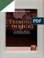 Livro_Tribunal Do Júri