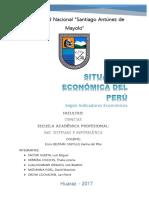 Monografia de Economia -Indicadores Sociales Final