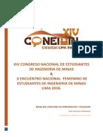 Bases de Perforacion y Voladura Xivconeiminsanmarcos