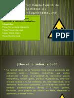 3.11 Riesgos Del Manejo de Materiales y Sustancias Radioactivas