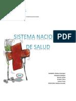 Informe Sistemas Nacionaes de Salud 2