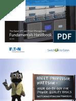 The UPS Fundamentals Handbook