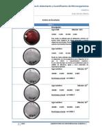 PRACTICA 8. aislamiento y Cuantificacion de Microorganismos