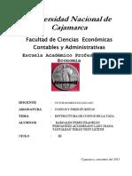 F. Ciencias Economicas, Contables y Administrativas