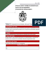 Taller Nº 06 - COmpresión de actividades utilizando PL.docx
