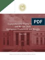 2018 Ccar Assessment Framework Results 20180628