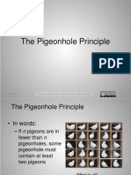 01 Pigeonhole