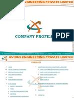 Avidus Engineering Company Profile 1