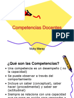 Competencias Docentes