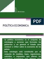 4. Politica Economica
