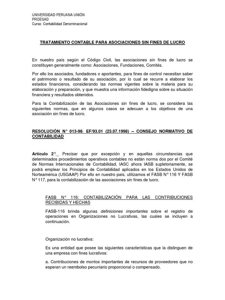 Hermosa Currículum Del Director Sin Fines De Lucro Ornamento ...