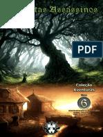Coleção Aventuras - Livro 06 - Parasitas Assassinos - Biblioteca Élfica