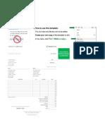 IC Google Invoice Template Invoice Template