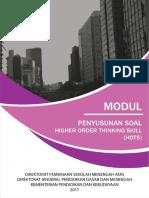 3. Modul Penyusunan Soal HOTS  Tahun 2017.pdf.pdf