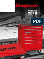 Aciertos Snap on 2018