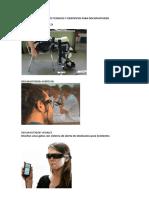 Aparatos Tecnicos y Cientificos Para Discapacitados