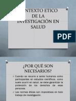 PRINCIPIOS ETICOS