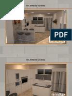 Presentacion Patricia Escalona (Candelecho 210 m2)