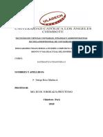 Informe de Interes Compuesto