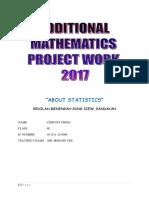 Introduction of Statistics