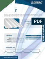 Dipanel DP5 Galvalume.pdf