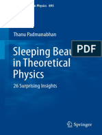 Thanu Padmanabhan - Sleeping Beauties in Theoretical Physics 26 Surprising Insights
