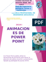 Manual de Animacionesde Power Point
