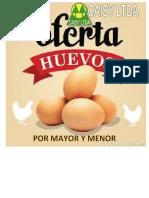 Oferta Huevos