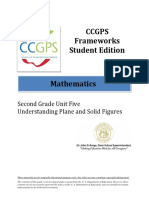 CCGPS Math 2 Unit5FrameworkSE