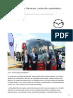Scania de México- Hacia una conducción sustentable y segura