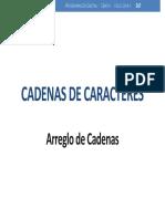 CB412-I Arreglo de Cadenas