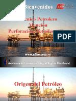 Origen Del Petroleo y Perforacion Nuevo